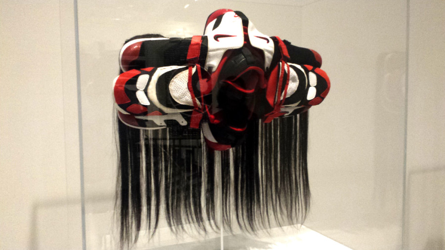 Brian Jungen, Prototype for New Understanding #11, 2002