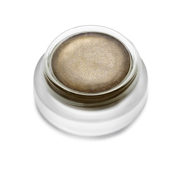 Buriti Bronzer ($28) is made from buriti oil. It's brown, not orange, and has a cream texture and sheer finish.