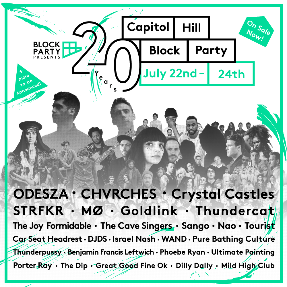 Image: Capitol Hill Block Party