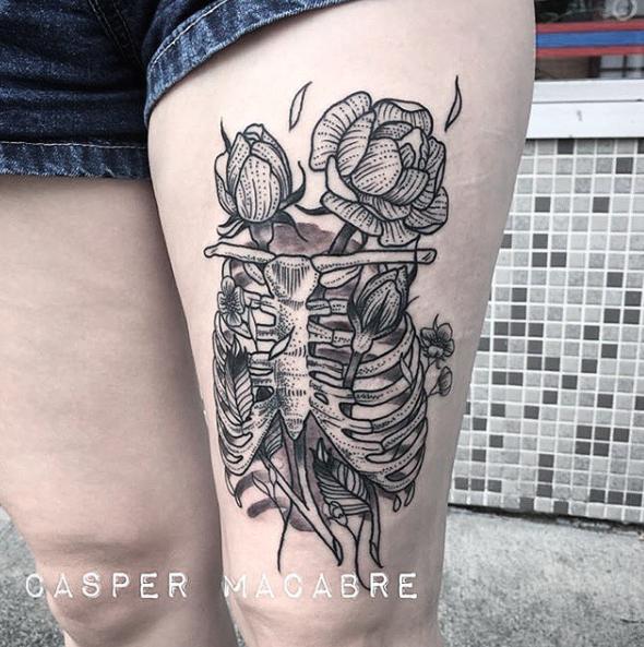 Casper Macabre / Instagram