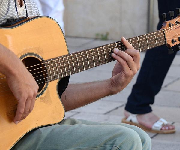 Guitar/Pixabay