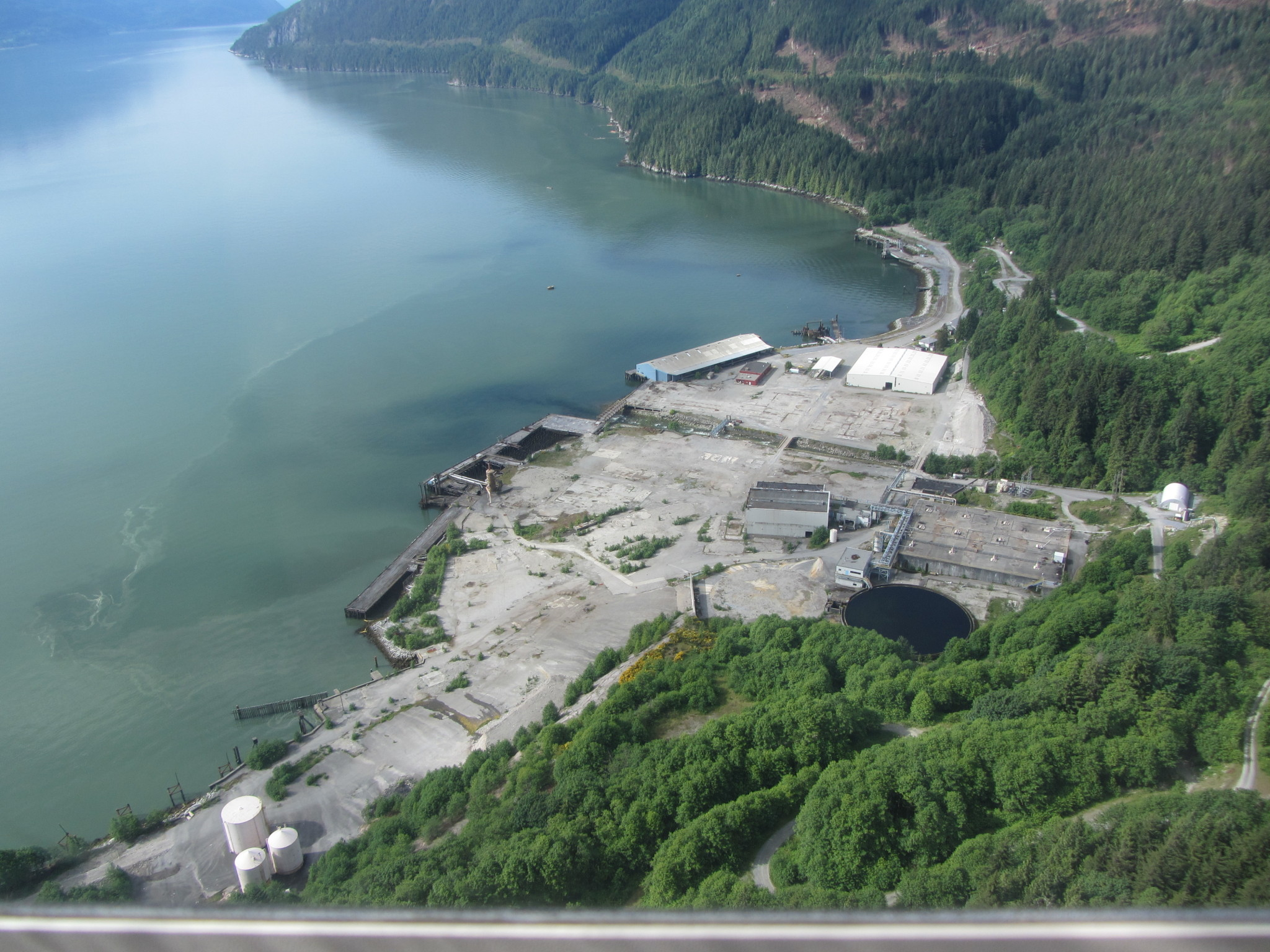 Image: Woodfibre LNG