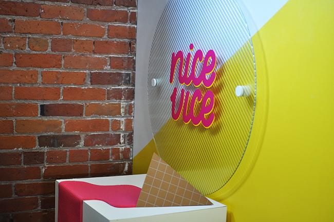 Inside Nice Vice's Yaletown Scoop Shop (Jess Fleming / Vancity Buzz)
