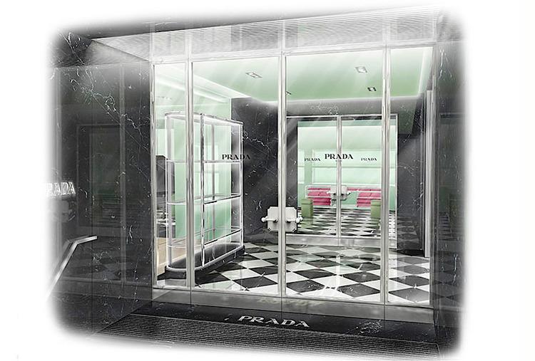 prada, prada vancouver, luxury zone, renderings