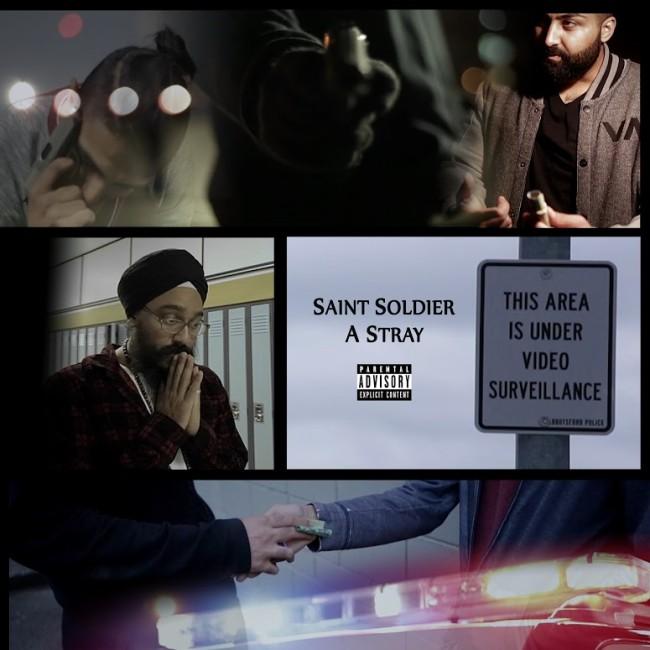Saint Soldier (So Raw Talent)