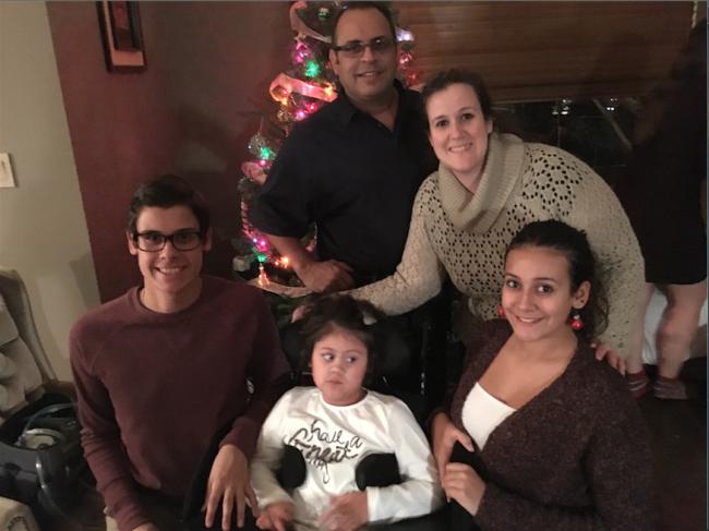 The Sidhu family (Amanda Sidhu)