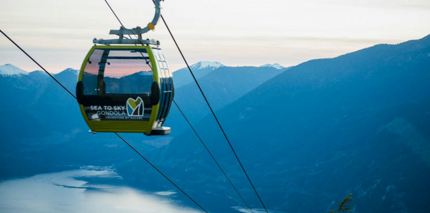 Image: Sea to Sky Gondola