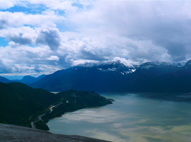 The Chief view /Squamish Hiatus website
