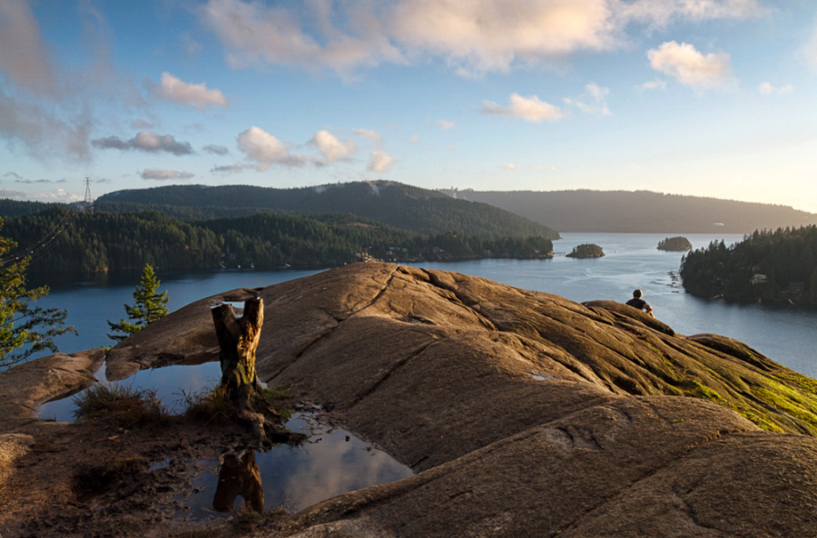 Deep Cove Lookout/Scapevision, Flickr