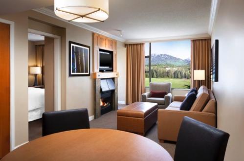 Image: One bedroom suite