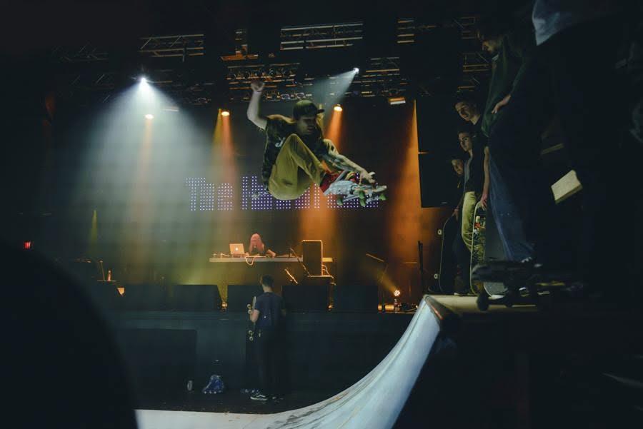 Skate Ramp Party / Facebook