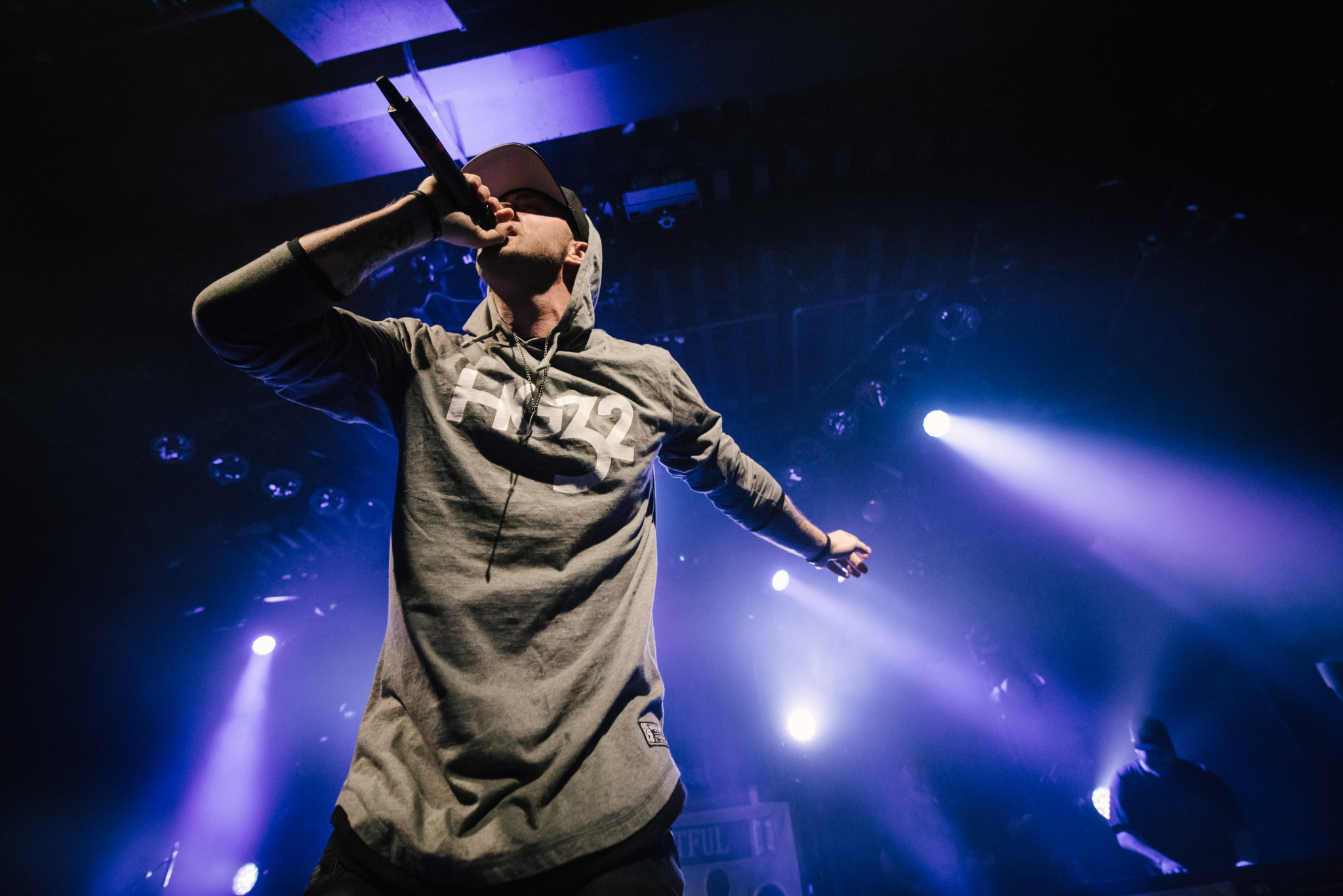 SonReal & Classified @ The Commodore - Brandon Artis Photography-12