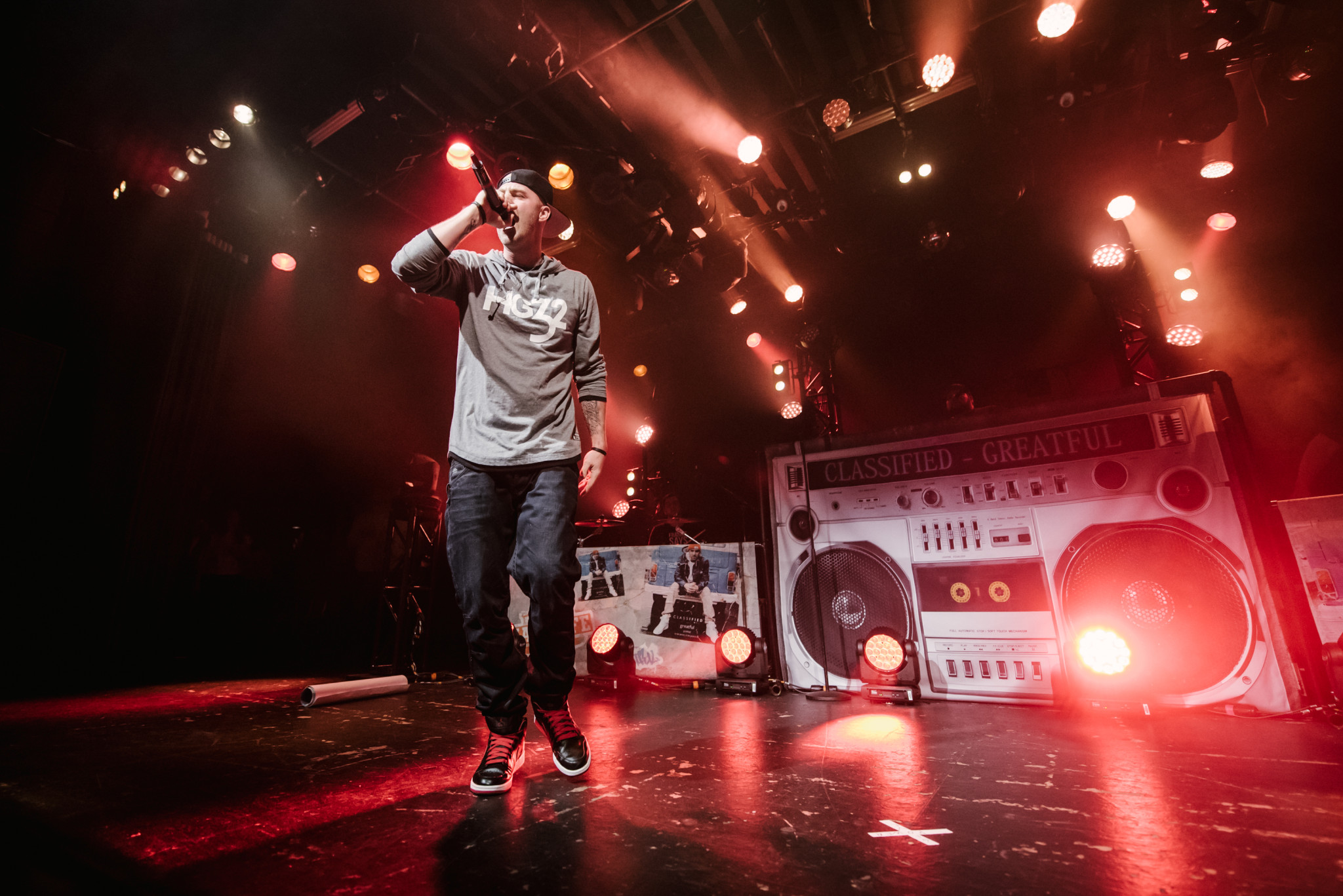 SonReal & Classified @ The Commodore - Brandon Artis Photography-13
