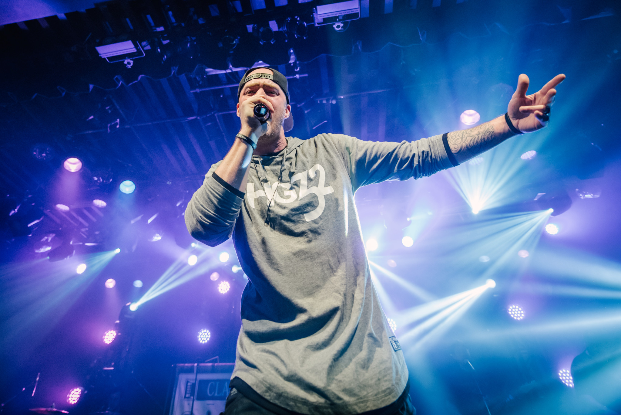 SonReal & Classified @ The Commodore - Brandon Artis Photography-15