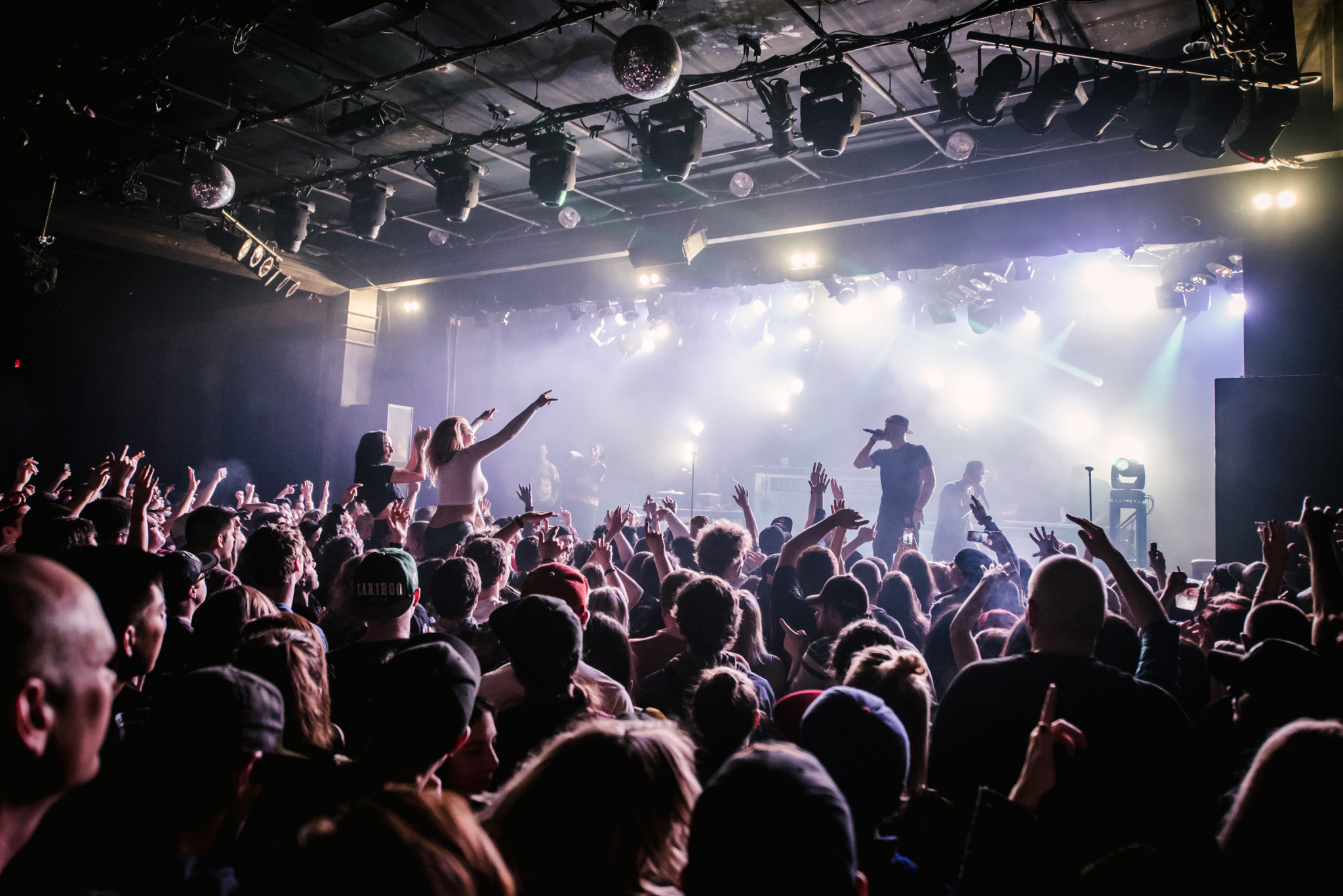 SonReal & Classified @ The Commodore - Brandon Artis Photography-16
