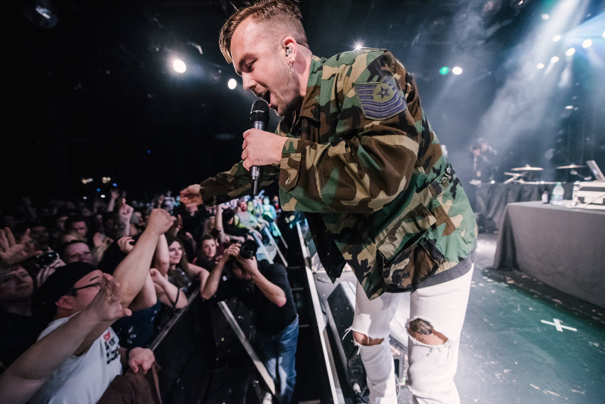 SonReal & Classified @ The Commodore - Brandon Artis Photography-4