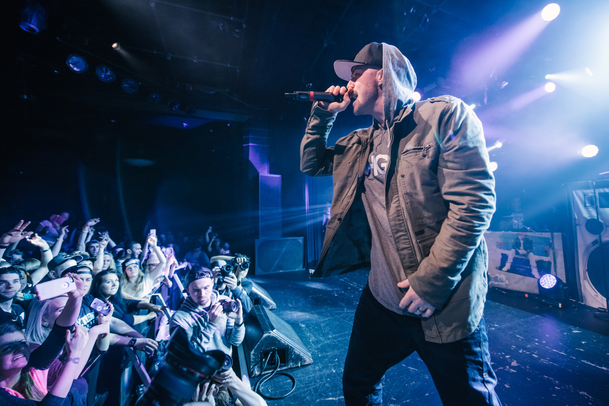 SonReal & Classified @ The Commodore - Brandon Artis Photography-9