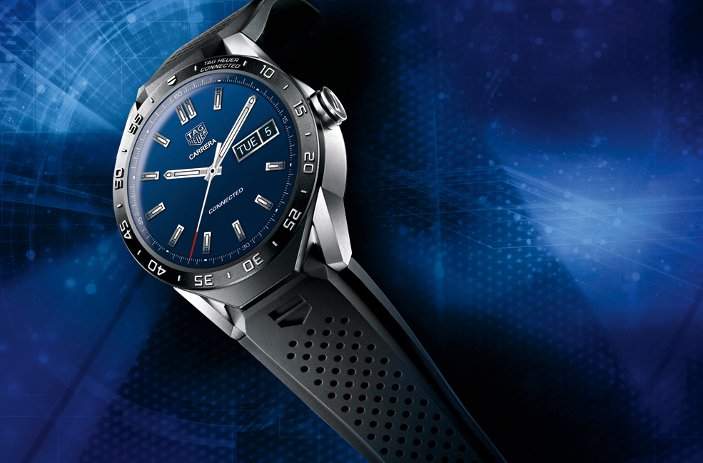 Image: Tag Heuer Connected smartwatch
