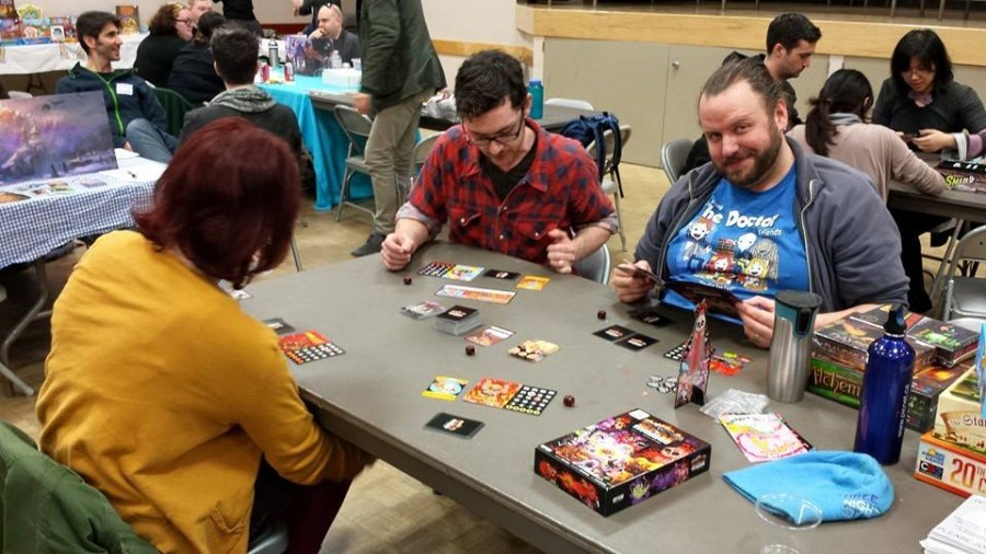 Terminal City TableTop Convention