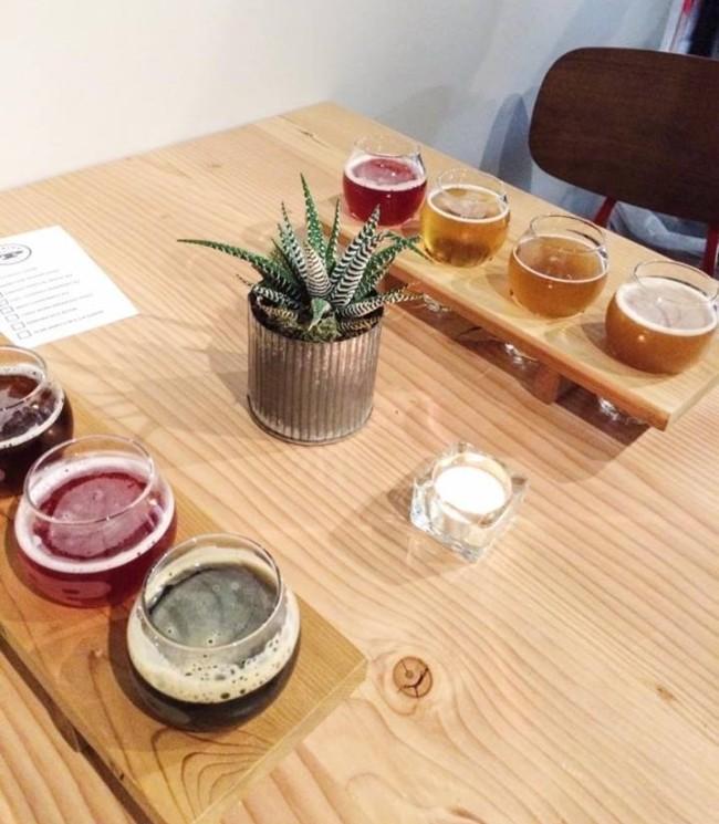 Trading Post beer (Brooklyn Driediger)