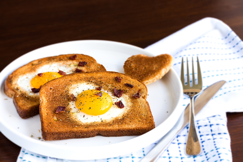 Image: Egg In A Hole / Shutterstock