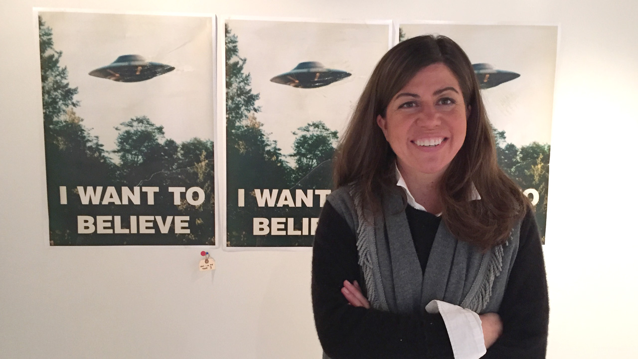 The Truth is Here - Back Gallery Project - Vancouver BC - The X-Files