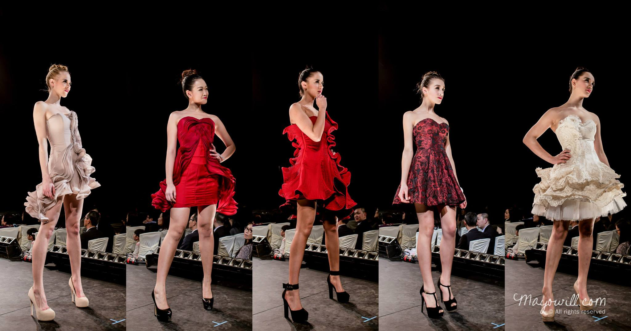 Karmn evening dresses / Mayowill Photography