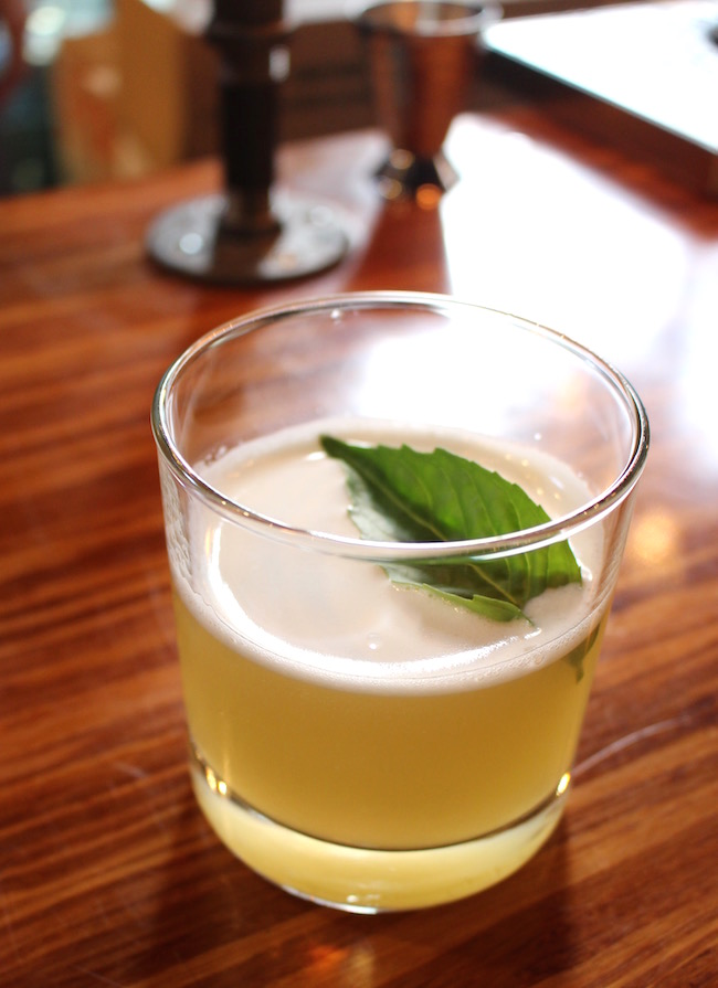 Pineapple Basil Smash (Lindsay William-Ross/Vancity Buzz)