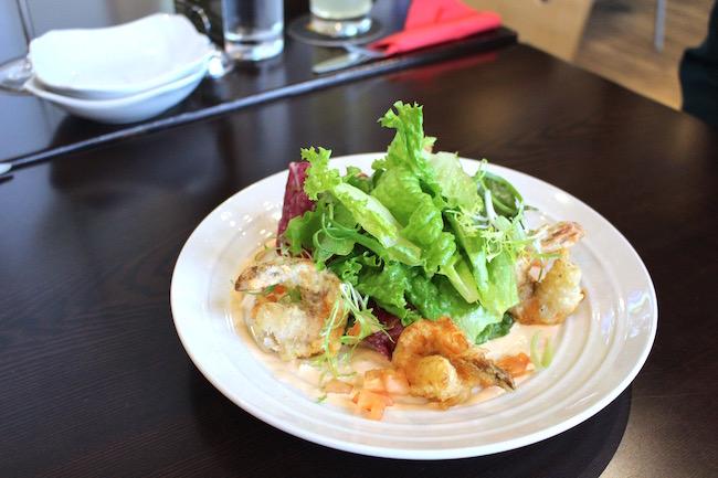 Ebi Mayo Salad (Lindsay William-Ross/Vancity Buzz)
