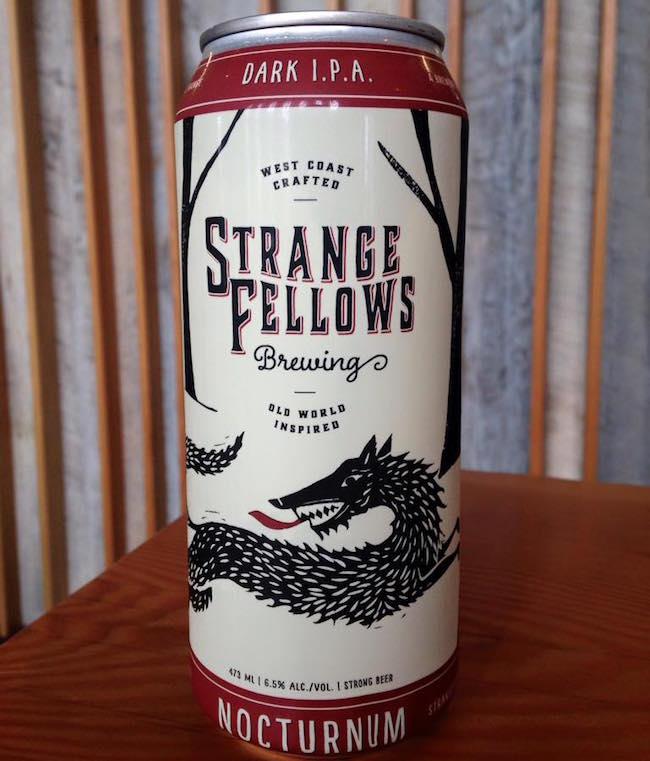 Strange Fellows Brewing/Facebook