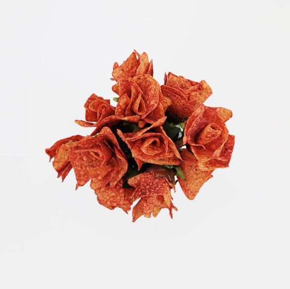 Image: Long-stem Doritos Roses