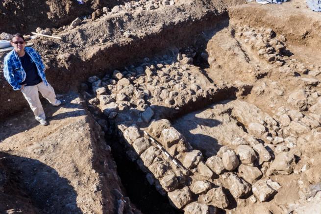 Image: Assaf Peretz/ Israel Antiquities Authority