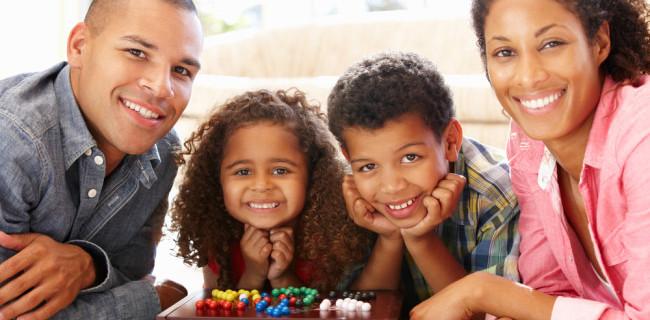 Family Games / Shutterstock