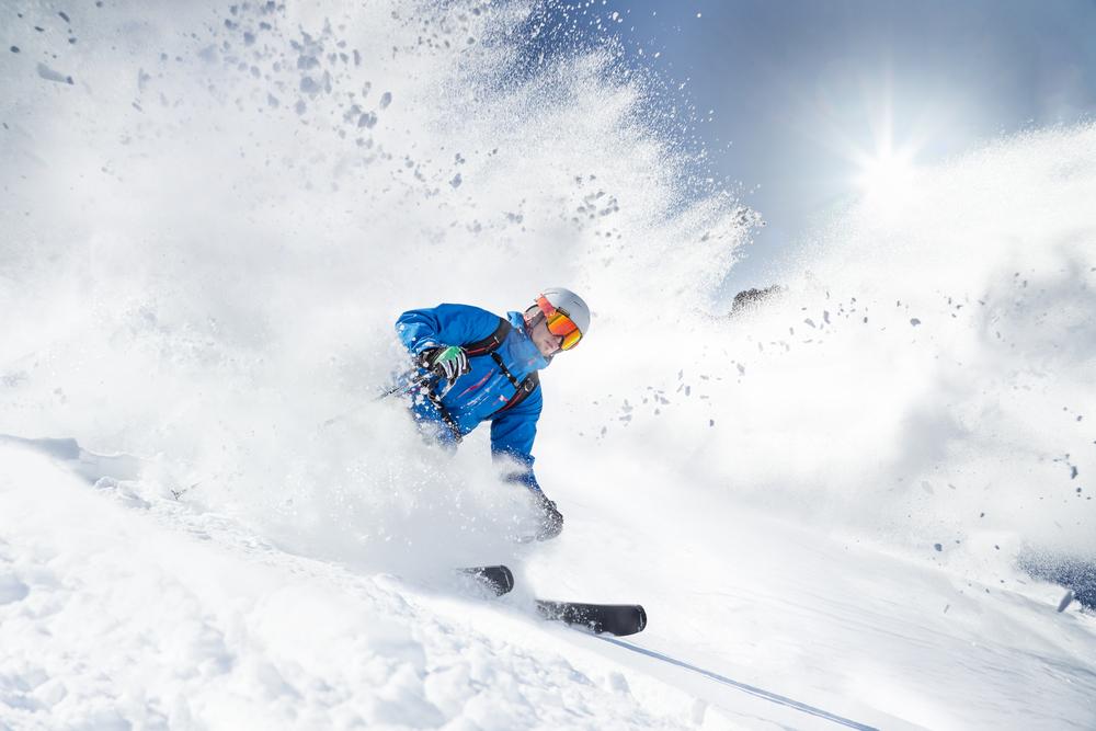 Skier / Shutterstock