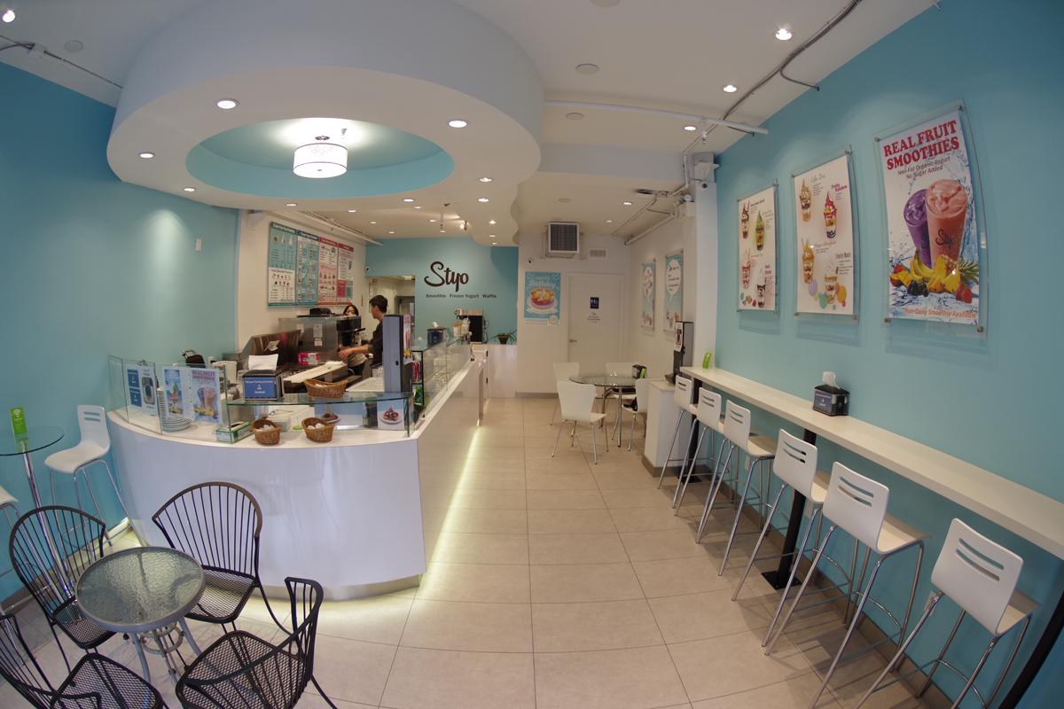 Interior / Styo Dessert