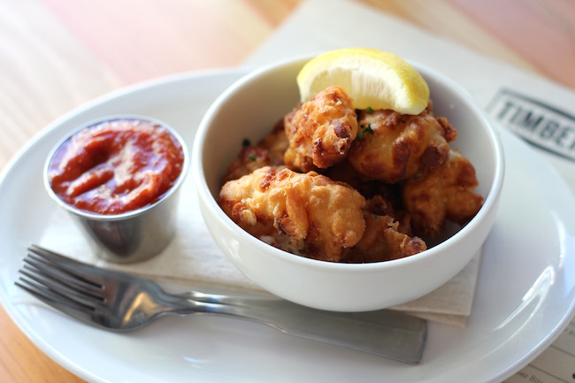 Fried Cheese Curds (Lindsay William-Ross/Vancity Buzz)