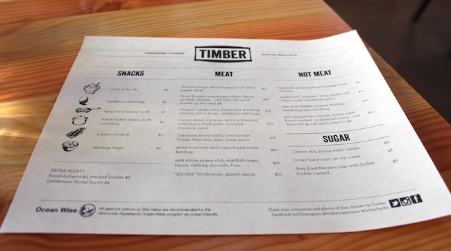 Menu (Lindsay William-Ross/Vancity Buzz)