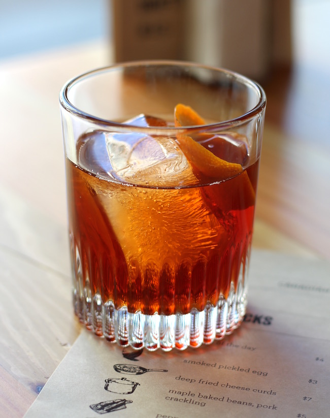 Timber Negroni (Lindsay William-Ross/Vancity Buzz)