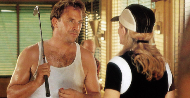 Top Date Night Movies by Dan Nicholls for Vancity Buzz - Tin Cup