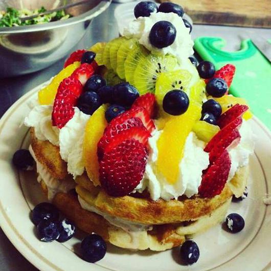 Waffle Frenzy/Facebook