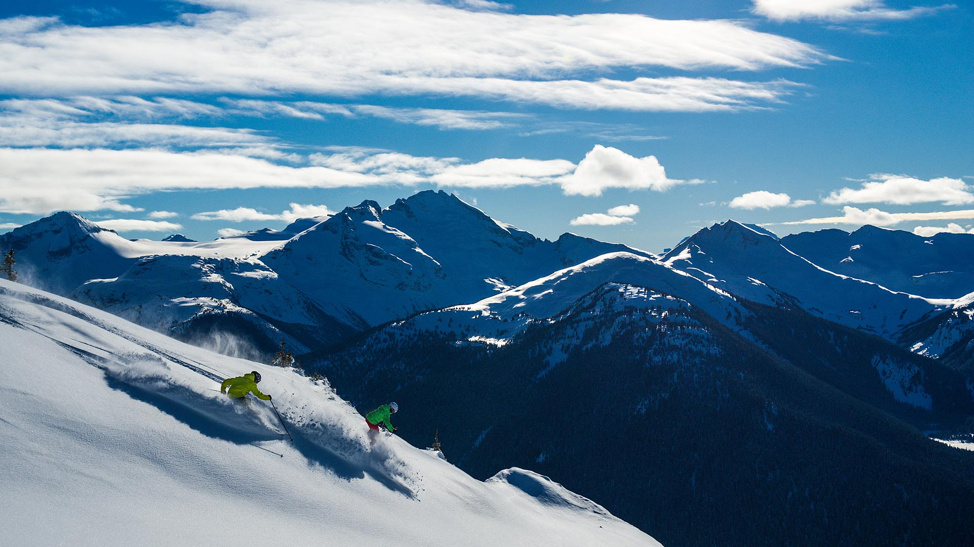 Whistler Blackcomb / Eric Berger