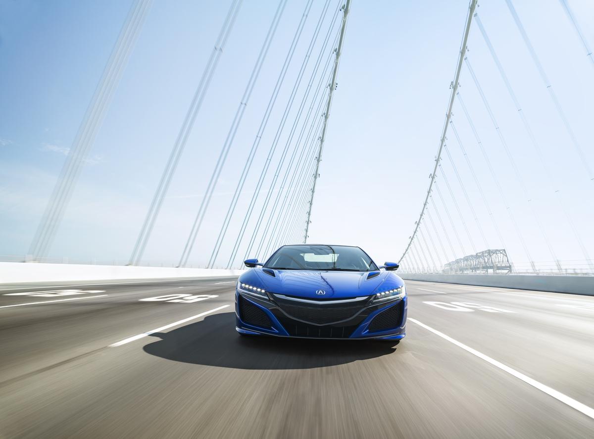 Image: Acura NSX