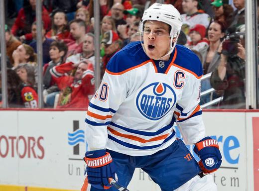 Auston Matthews Oilers
