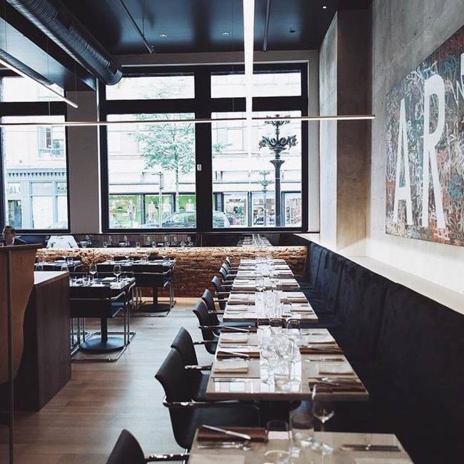 Bauhaus Restaurant / Facebook