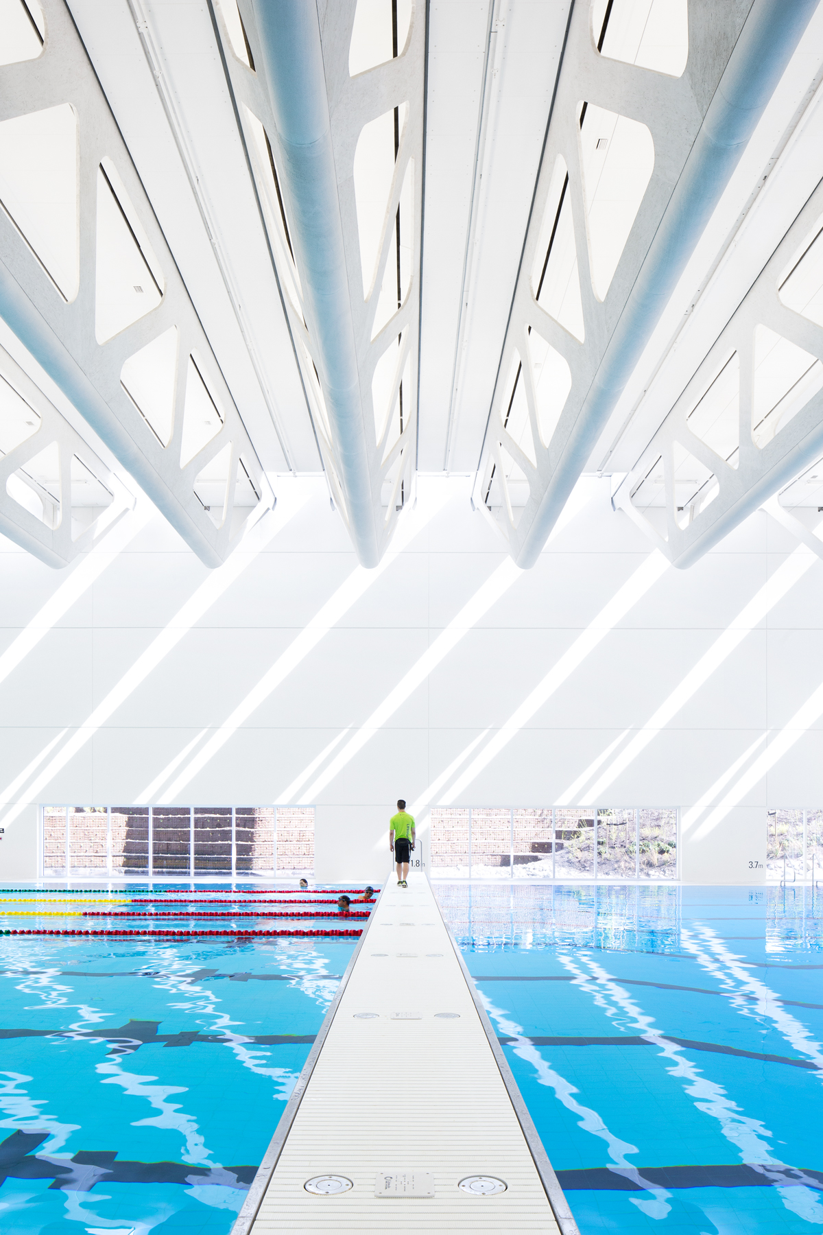 Image: Guildford Aquatic Centre
