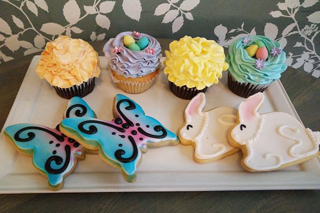 Photo courtesy fo Cadeaux Bakery
