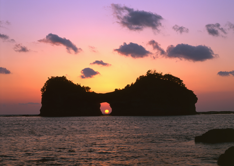 Engetsu Island / JAL