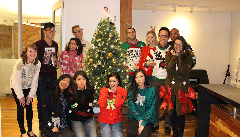 Fancy celebrating Christmas with the Appnovation team? (Appnovation)