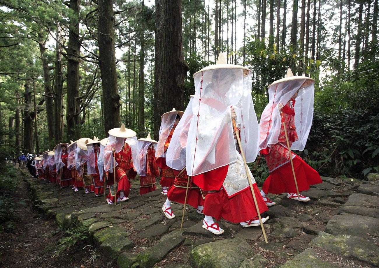 Festival in Nachi / JAL