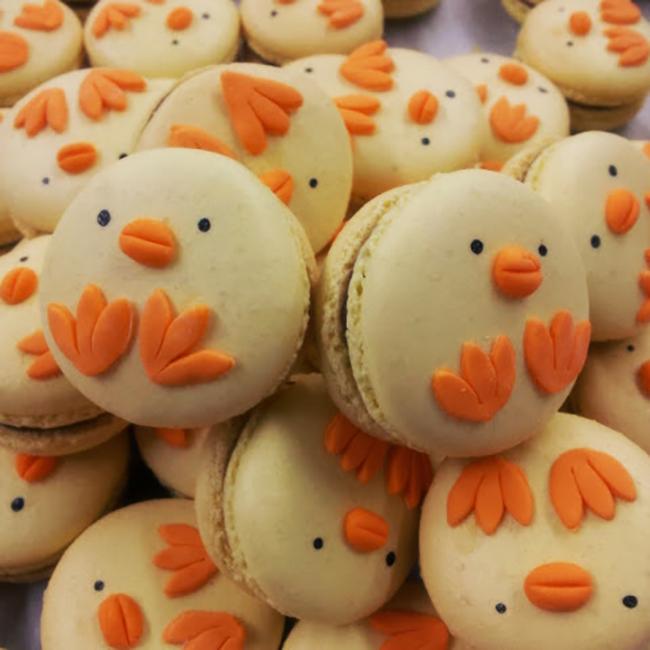 Photo courtesy of Gourmand Macaron